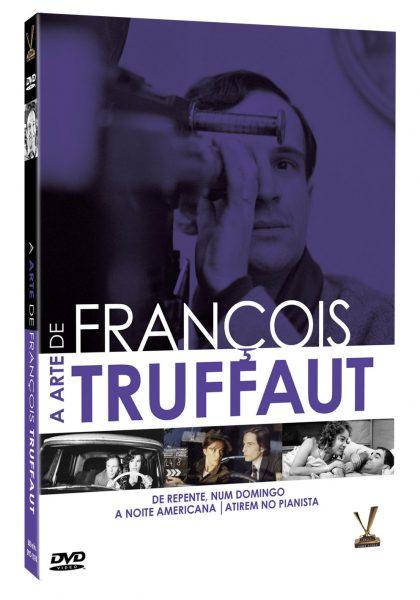 A Arte de Fran_ois Truffaut 3D