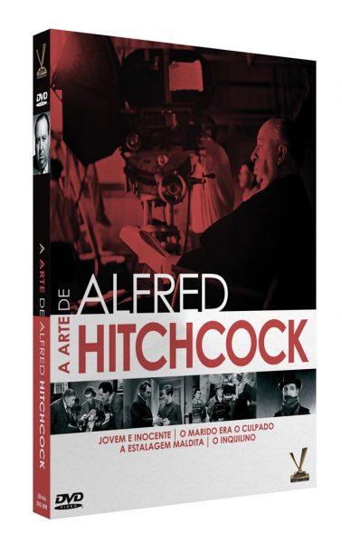 A arte de hitchcock - 3d