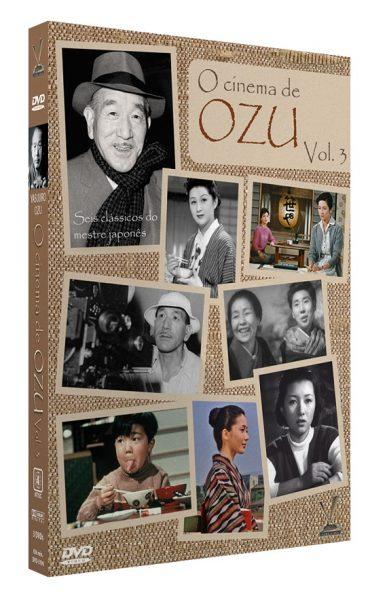 O Cinema de Ozu 3 - 3d