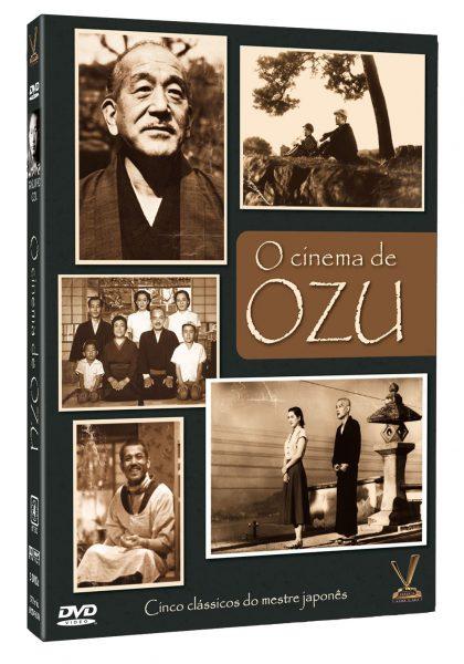 O Cinema de Ozu 3D