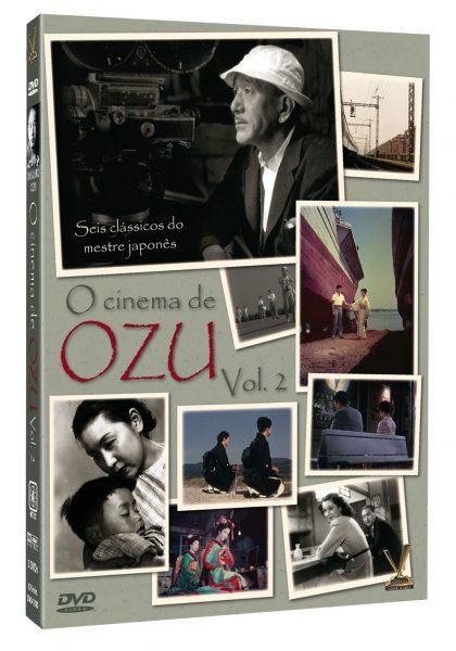 O Cinema de Ozu vol 2 - 3D
