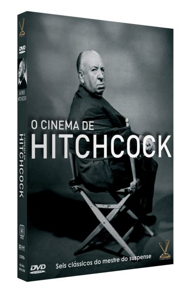 o cinema de hitchcock - 3d