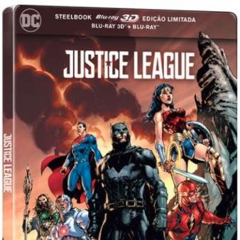 As capas OFICIAIS dos SteelBooks de Thor Ragnarok e Liga da Jutiça (com pré-venda) aqui no Brasil =D