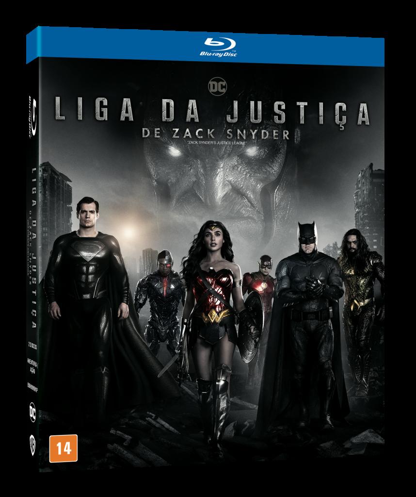 Snyder Cut; Amazon; Liga da Justiça de Zack Snyder
